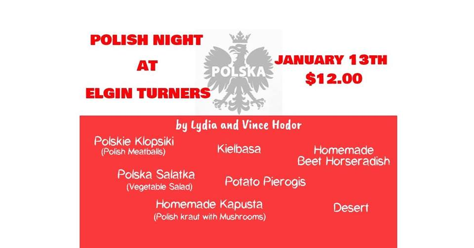 Polish Night Dinner